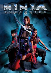 Ninja Evolution [USA] [DVD]: Amazon.es: Chona Jason: Cine y ...