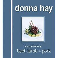 Simple Essentials: Beef, Lamb and Pork
