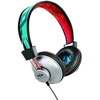 House of Marley EM-JH011-SU Marley Positive Vibration Sun On-Ear Headphones