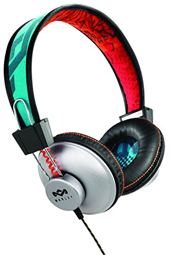House of Marley EM-JH011-SU Marley Positive Vibration Sun On-Ear Headphones