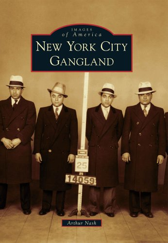 New York City Gangland (Images of America) (York Hotel Las New Vegas)