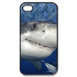 ALICASE Diy Customized hard Case Shark For Iphone 6 plus [Pattern-1]