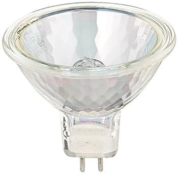 Ushio 1000452 - EYF/FG, JR12V-75W/SP12/FG - 75 Watt 12 Volt MR16 Narrow Spot Covered Light Bulb