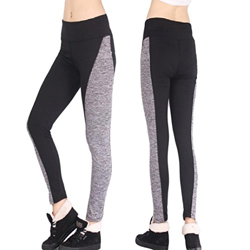 Creazy Women Sports Trousers Athletic Gym Workout Fitness Yoga Leggings Pants