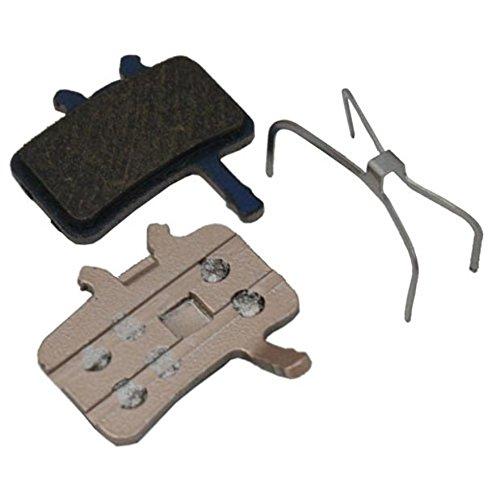- Clarks Elite Semi-metallic Disc Brake Pads For Avid Bb7/juicy, Spring Inc.