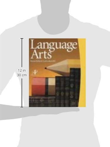 Lifepac Gold Language Arts Grade 7 Boxed Set by Alpha Omega Publications