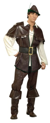 Robin Hood Adult Costume - Medium - Men's Robin Hood Costumes