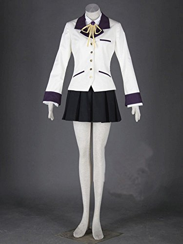 Angel Beats Tachibana Kanade Cosplay Costume Customize Cosplay