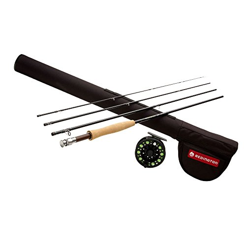 4 Piece Fly Rod Outfit - 4