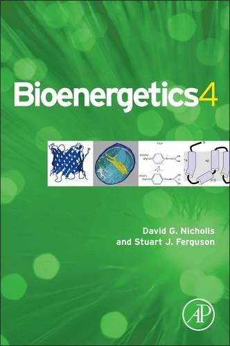 Bioenergetics, Fourth Edition