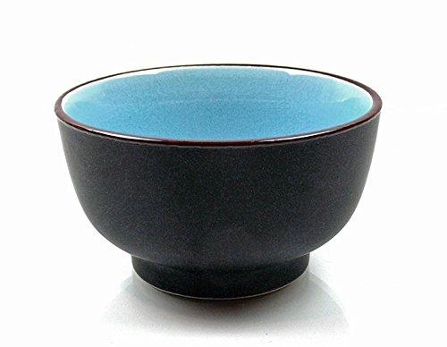 KOBU-TEE + Matcha-Teeschale Celadon blau 1 Stück