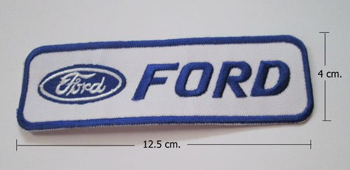 New FORD Embroidered Iron On Patches #2
