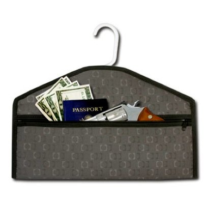 Ace Case Hanger Hideaway for Concealing Guns, Money, Valuables, Etc. - Made in USA (Best Way To Hide Money While Traveling)