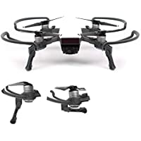 DJI Spark Drone - Propeller Guards Protectors Shielding Rings with Landing Gears Stabilizers