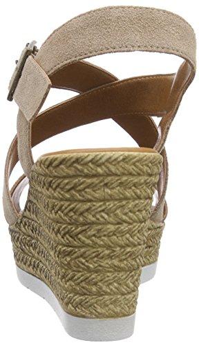 ARQUEONAUTAS 5661 - Sandalias Mujer Marrón - marrón (Tortora)