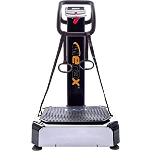 Merax Dual Motors 3 Modes Full Body Crazy Fit Vibration Platform Fitness Machine