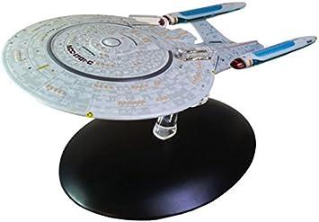 Star Trek USS Enterprise ncc-1701-c 25-cm spécial modèle Eaglemoss Engl Magazine