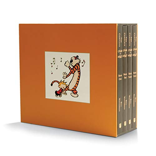 The Complete Calvin and Hobbes Paperback – Illustrated, 8 Nov. 2012