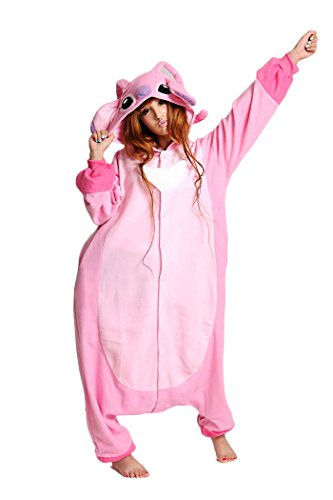 Hallowitch Angel Onesie Costume for Adults and Teens. S. -
