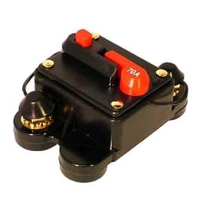 70 amp circuit breaker replacement fuse 12v. Black Bedroom Furniture Sets. Home Design Ideas