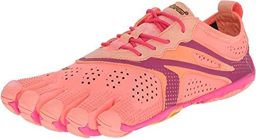 Vibram Women's V Running Shoe, Pink/Red, 40 EU/8.5-9.0 M US B EU