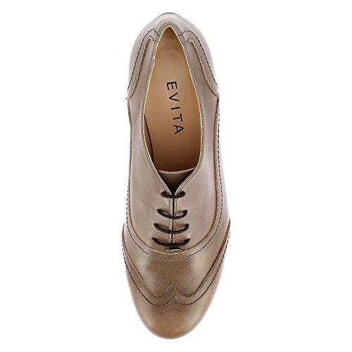 Shoes Giusy Talpa Scarpe stringate donna Evita TwqpOvv