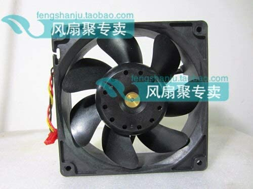 Original Sanyo 109R1212H1D01 12cm 12038 12V0.52A 120 120 38MM double ball heatsink fan