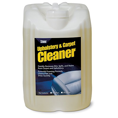 Stoner Car Care 91147 Upholstery and Carpet Cleaner, 5 gallon by Stoner Car Care