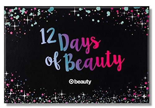 12 Days of Beauty Set Target EXCLUSIVE - 12 Days of Beauty Box - Holiday - Beauty Christmas Advent Calendar: