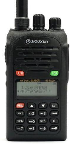 Wouxun KG-UV2D Two Way Radio