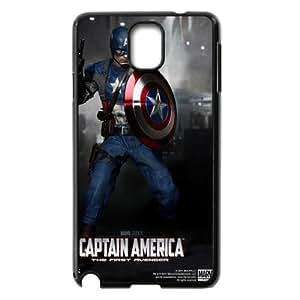 American Shield Black Silicone Case For Samsung Galaxy NOTE3 Case Cover AKG289177