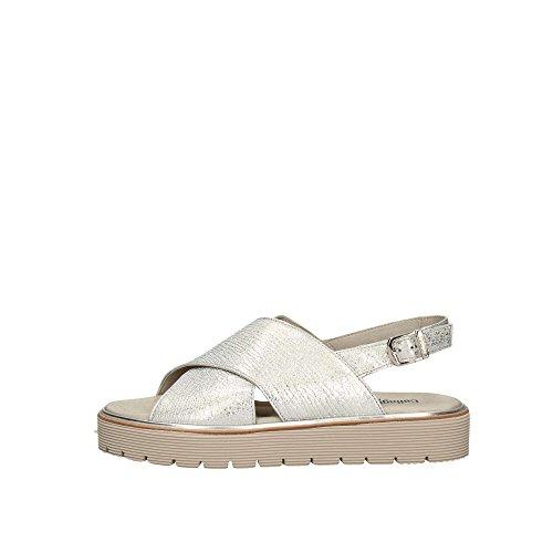 Callaghan 20604 Sandal Women Platinum NkX4oG6Oc