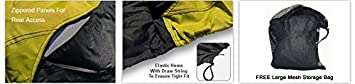 Includes Trailer Straps and Storage Bag Trailerable Weatherproof Jet Ski Covers for SEA Doo RXT 215 2005-2007 All Weather and More UV Rays Sun Protects from Rain Multiple Color Options