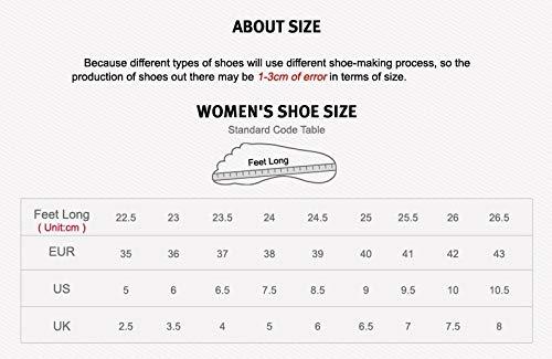 Sneakers A Leggero Scarpette Comode Di Sneaker Da Outdoor Ricamate Piatto Tela Donna Corsa Traspirante Piedi Scarpe Zeppe Running Fitness Casual Ysfu 5qFZwx