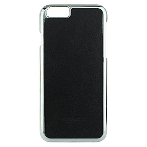 Bushbuck Etui en cuir pour iPhone 6s/iPhone 6 Noir
