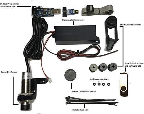 Creality Ender 3 Kit completo de nivelación de cama de auto ...