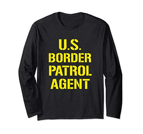 US Border Patrol Agent Halloween Costume ICE