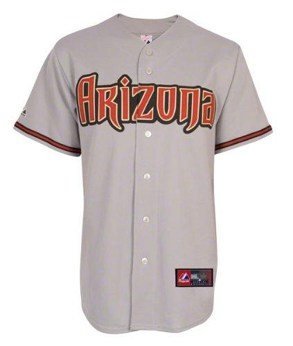 big sale fc630 a8d76 Amazon.com : MLB Arizona Diamondbacks Away Replica Jersey ...