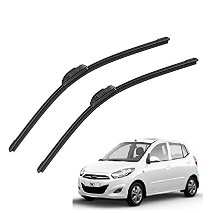 Bosch Car Vehicle Windscreen Front Fit Wiper Blade Pair Set 22//16 Standard