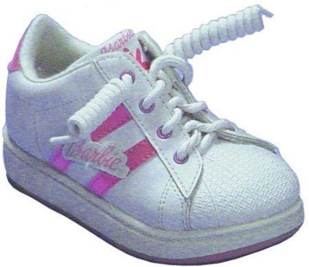 HealthSmartTM Coiler Shoe Laces - White