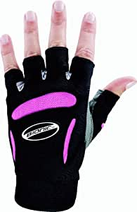 Bionic Women's Fitness Gloves, Pink, Large