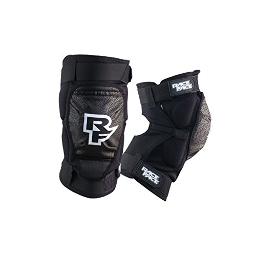 RaceFace Dig Knee Guard, Black, Medium by RaceFace