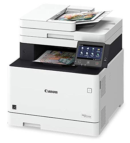 Canon Color imageCLASS MF743Cdw - All in One, Wireless, Mobile Ready, Duplex Laser Printer (Comes with 3 Year Limited Warranty) by Canon (Image #2)