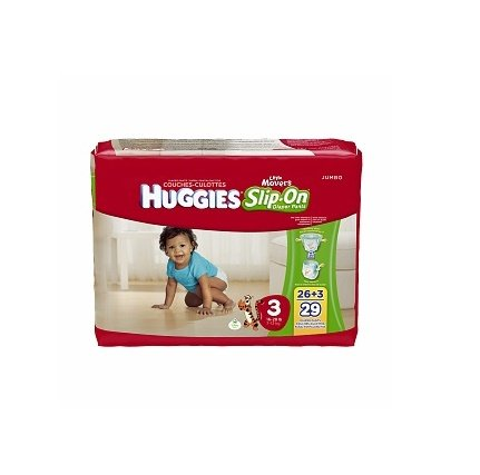 Huggies Little Movers Slip Diaper