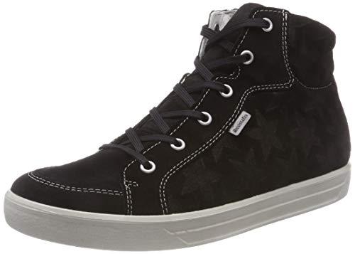 Schwarz 095 Alto Sneaker Collo A Donna Evi Ricosta schwarz 8xqO4znI