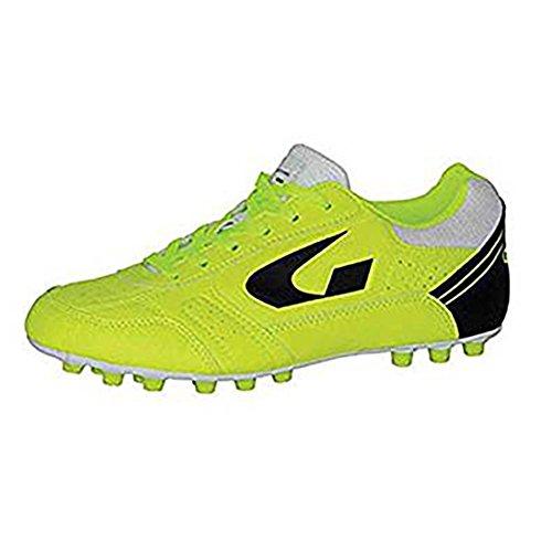 GEMS - Zapatillas de fútbol sala de Material Sintético para hombre blanco white-blue EUR Size: 41.5