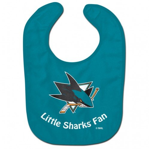 NHL San Jose Sharks WCRA2063914 All Pro Baby (Hockey Baby Bib)