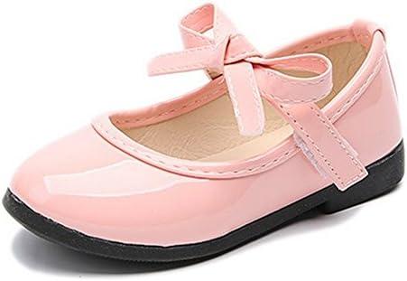 TINHAO 여 아 아동 슈즈 정장 나비 발표회 결혼식 입학 식 / TINHAO Girls` Kids Shoes Formal Bow Knot Presentation Wedding Ceremony