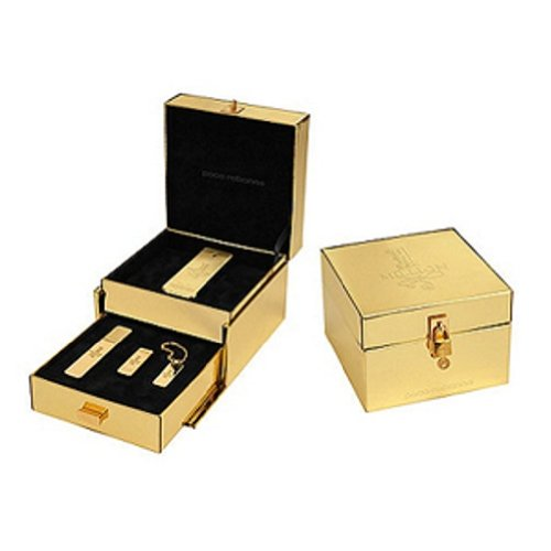 Paco Rabanne 1 Million EDT 100ml Luxury Gift Set: Amazon.co.uk ...