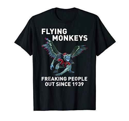 Flying monkeys - Freaking people out since 1939 ()
